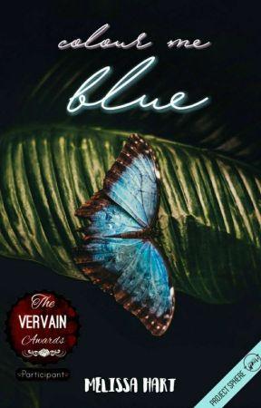 Colour Me Blue by EmEmWolfie
