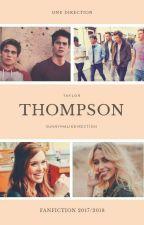 Taylor Thompson  by Sunnymalikdirection