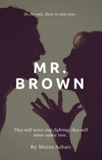 Mr.Brown by AzhariMoina