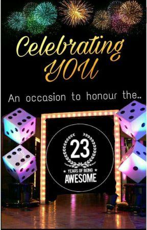 Celebrating YOU by AnkuGarg