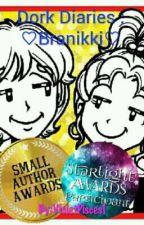 Dork Diaries :♡Branikki Dates♡👫💕(completed) by VioletPisces1