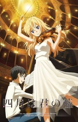Đọc truyện Shigatsu wa kimi no uso- Your lie in April