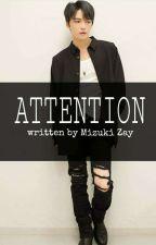 Attention by mizukizay