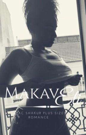 MakavEli  ☥t. shakur☥ (plus-sized) by umberblushed
