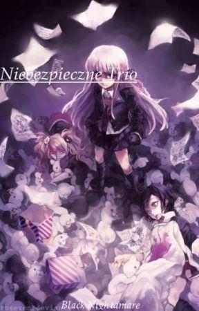 Niebezpieczne trio II creepypasta by Black_nightmare0
