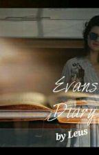 Evans Diary [BONUS] by LeonaLeus
