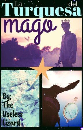 El último Mago by MelanieAnghelynCrden