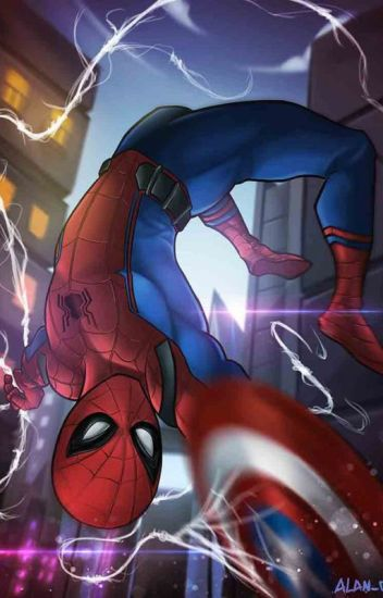 Spider in the Tower (Spider-Man & Avengers Fan Fiction