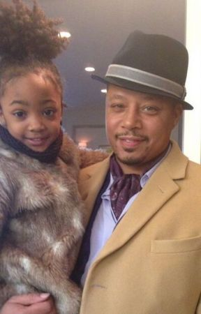 Lucious and his daughter by MorganLuckett