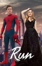 Run - Peter Parker by blossomandbees