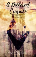 A Different Crusade||A PJO/TMI Crossover by Laynna1936