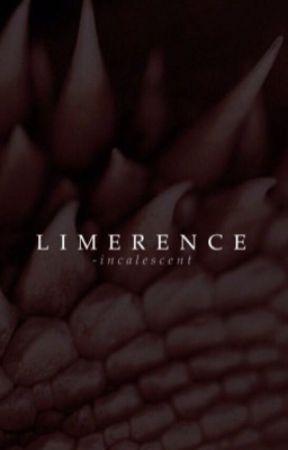 L I M E R E N C E  |  c.w. by -incalescent