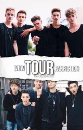 Tour // WDW Fanfiction by smolbeankg