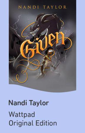 Dragon Given by Nandi_taylor