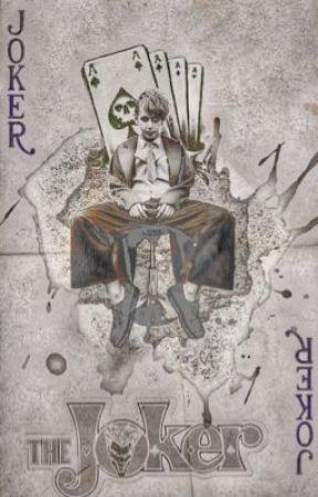 THE JOKER||VMIN? by X-Rosie