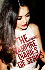 The Vampire Diaries → Gif Series by BellamysGirlx