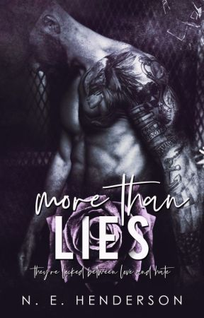 More Than Lies by AuthorNEHenderson