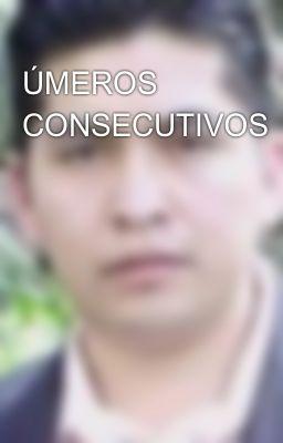 ÚMEROS CONSECUTIVOS