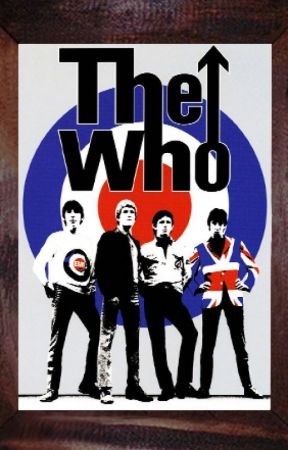 The Who Imagine Book by k-eithmoon