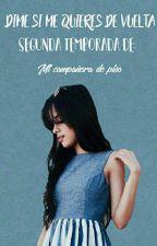 Dime si me quieres de vuelta (Camila Cabello y tu) G!P by Harmonizer_fangirl