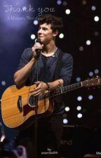 Thank you || Shawn Mendes by yagurljudith