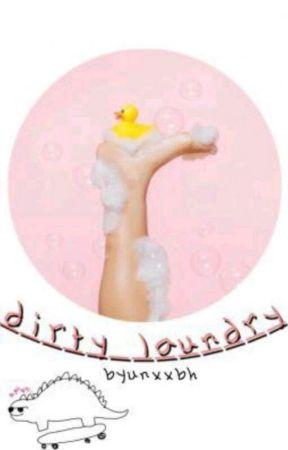 dirty laundry // yoonmin by jiminslingerie