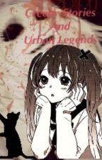 Creepy Stories & Urban Legends by KawaiiElli