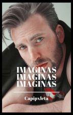 Imaginas; Chris Evans. by Capipxleta