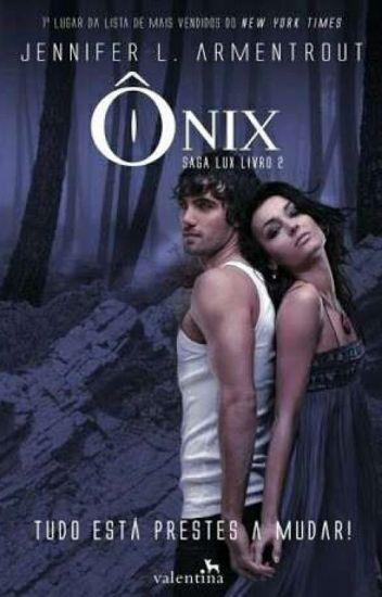 Onyx - Série Lux - Vol. 2 Jennifer L. Armentrout