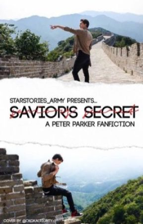 Saviour's Secret (Peter Parker x Reader) by NekoKatsume
