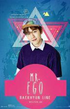 Mr. EGO | Baekhyun Line by deliyzr_bd