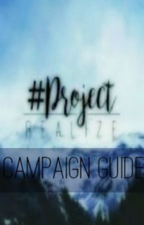 Project Realize: A Campaign Guide by ProjectRealize