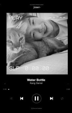 water bottle   Kang Daniel [hiatus]  by bbr1ghtvc