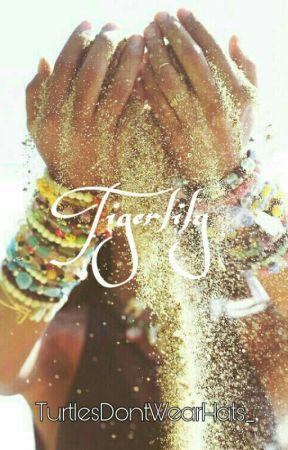 Tigerlily ; wesley tucker by TurtlesDontWearHats_