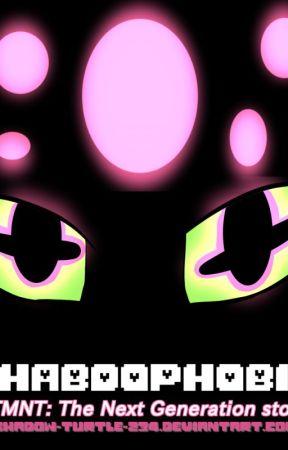 RHABDOPHOBIA|TMNT: The Next Generation story|Book 1 by Shadow-Turtle