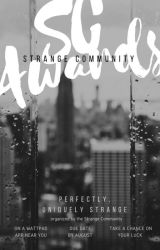 The Strange Awards [OPEN] by strangerscommunity