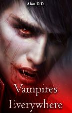 Vampires Everywhere Challenge by AlanDD