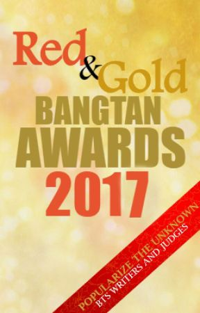 Red&Gold Bangtan Awards 2017 [JUDGING PERIOD] by flappybird