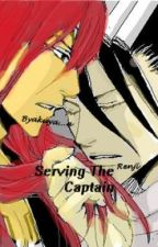 Serving The Captain by Trinity_Carneaux