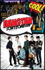 BangTan Sonyeondan. by LuShi2704