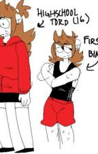 Transgender AU (TomTord) FanFiction by TrashCan200