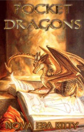 Pocket Dragons by NovaEraKitty