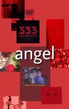 Angel ✧ KookV by TAEW0RLD
