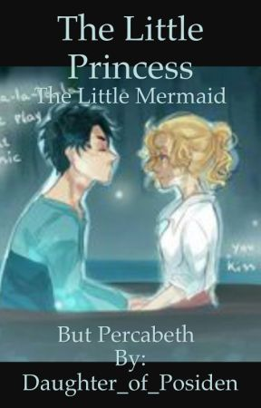 The little Princess (percabeth) by Kid_of_Neptune