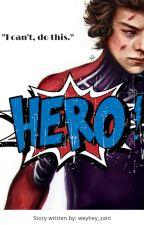 Hero! [larry/ziam au] by weyhey_zain