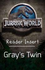 Jurassic World Reader Insert || Gray's Twin by annaboman754