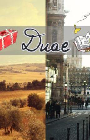 Duae [Inactief] by manonisos
