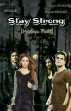 Stay Strong |Damon Salvatore| by DrizleJb
