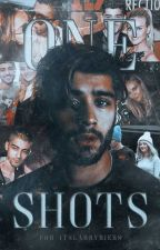 One Shots || Zerrie by itslarrybiebs
