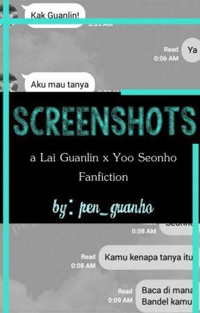 Screenshots | Guanlin x Seonho by pen_guanho